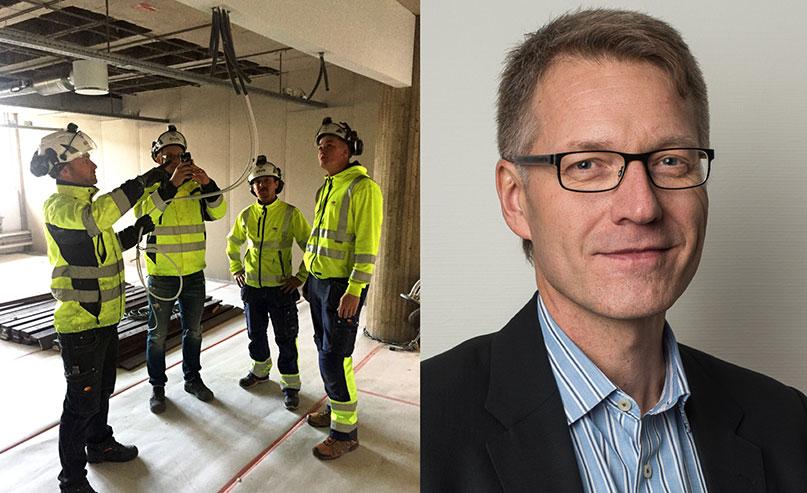 Byggföretaget Oljibe väljer BuildSafe