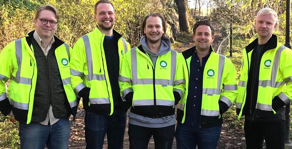 Di Digital: BuildSafe tar in kapital, lanserar i Storbritannien