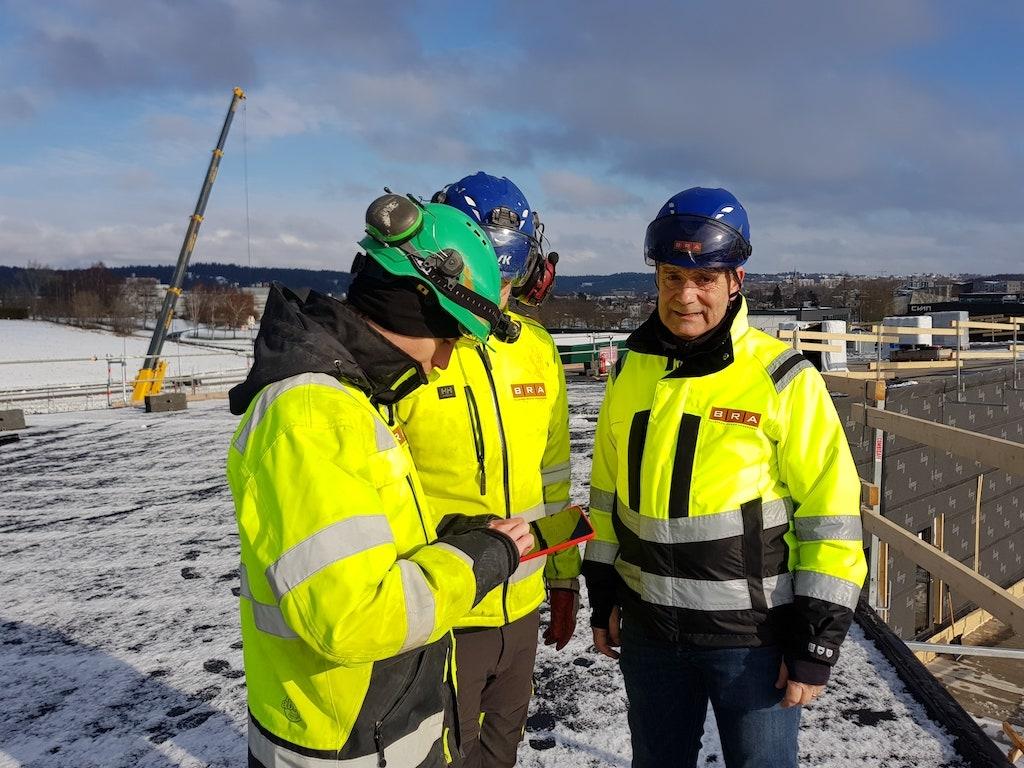 Billström Riemer Andersson bygger med BuildSafe