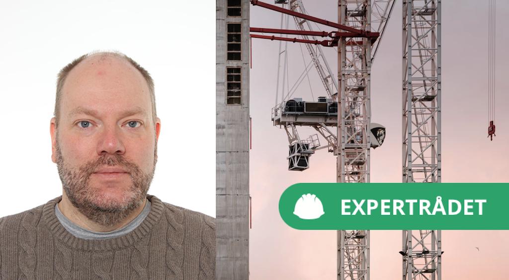 Lars Björkeström: Bygg säkerhetskultur med hjälp av digitala verktyg