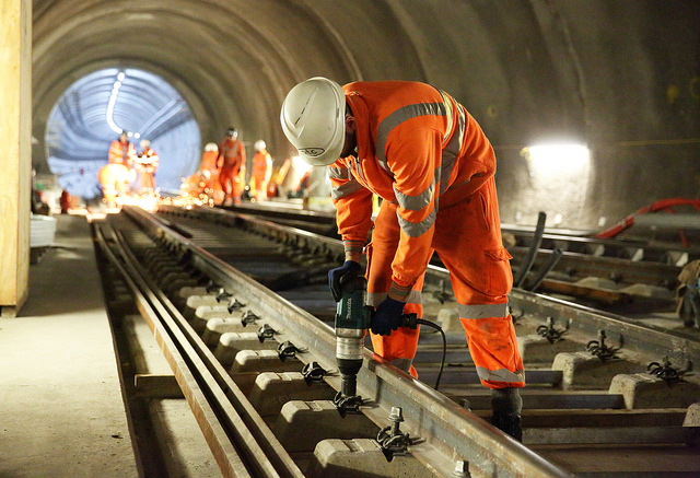The Keys to Keeping Crossrail Safe