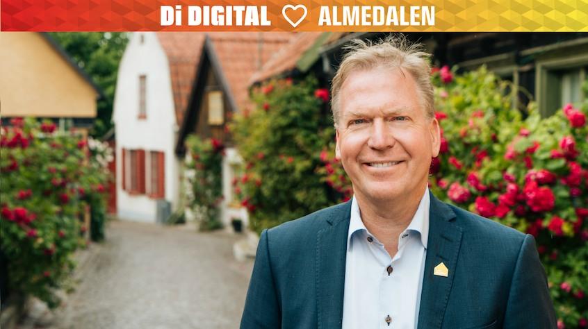 """Di Digital: Skanskas Sverigechef """"Ny teknik kan halvera byggtiden för bostäder"""""""