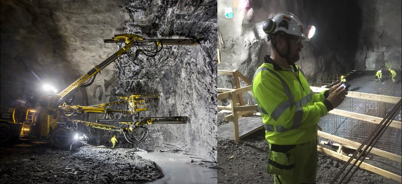 BuildSafe skapar positiv rapporteringskultur hos tunnelbyggaren Subterra