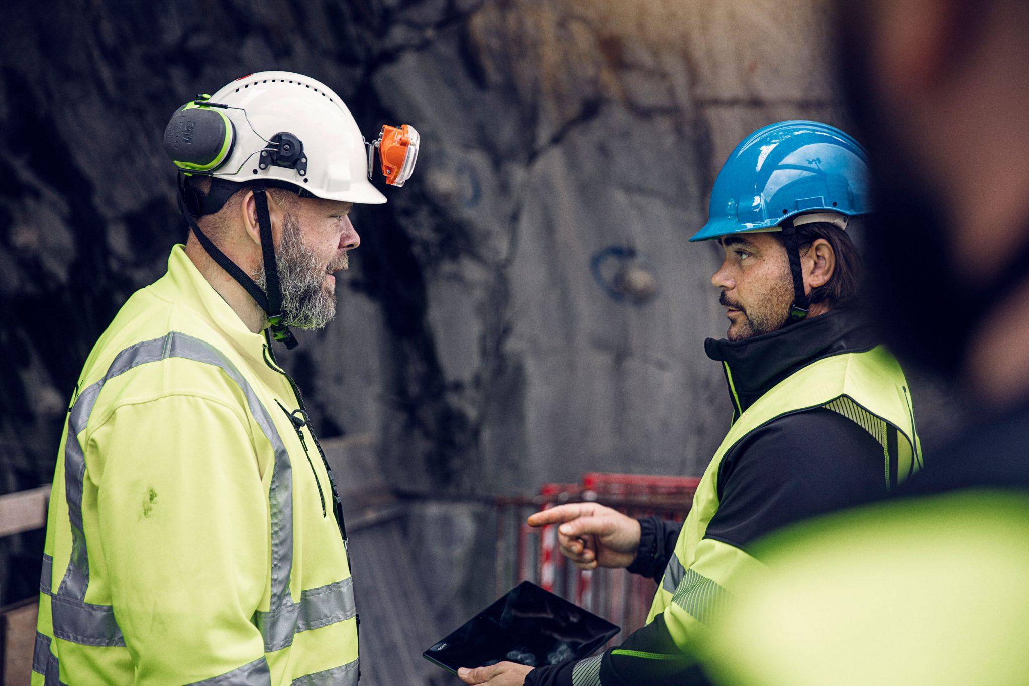 Mottagningskontroller med BuildSafe